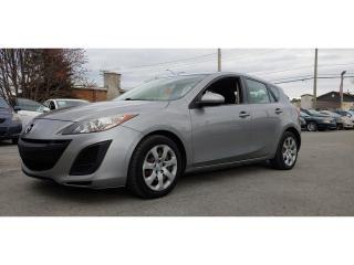 Used 2010 Mazda MAZDA3 GX for sale in St-Jérôme, QC