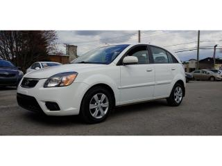 Used 2010 Kia Rio EX for sale in St-Jérôme, QC