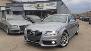 Used 2010 Audi A4 2.0T Premium S-LINE for sale in Etobicoke, ON