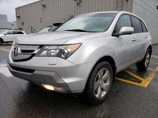 Used 2009 Acura MDX for sale in Drummondville, QC