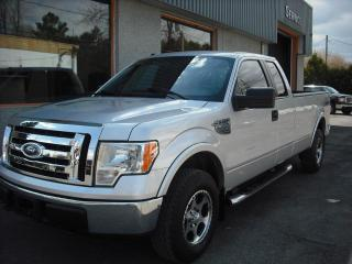 Used 2010 Ford F-150 SUPER CAB 4RM XLT for sale in Repentigny, QC