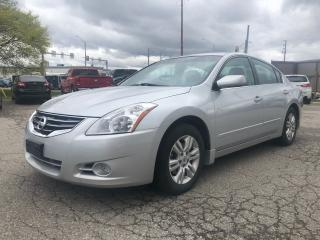 Used 2012 Nissan Altima 2.5 S/ONE OWNER/NO ACCIDENT/CERTIFIED for sale in Cambridge, ON