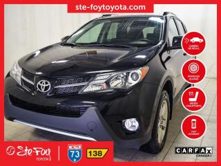 Used 2015 Toyota RAV4 Xle Awd, T.ouvrant for sale in Québec, QC