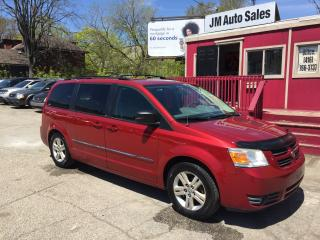 Used 2008 Dodge Grand Caravan SXT for sale in Toronto, ON