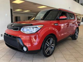 Used 2015 Kia Soul SX Luxe Cuir Toit Gps for sale in Pointe-Aux-Trembles, QC