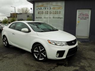 Used 2011 Kia Forte Koup ***SX,CUIR,TOIT, MAGS*** for sale in Longueuil, QC