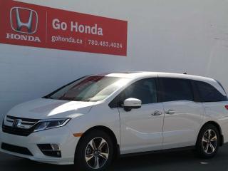 New 2019 Honda Odyssey EX-L RES 4dr FWD Passenger Van for sale in Edmonton, AB