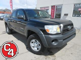 Used 2011 Toyota Tacoma 4x4 Awd A/c for sale in St-Jérôme, QC