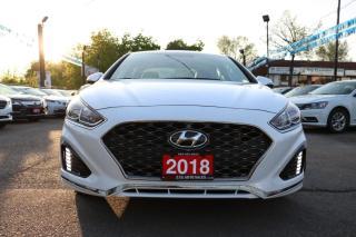 Used 2018 Hyundai Sonata Sport ACCIDENT FREE for sale in Brampton, ON