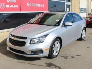 Used 2015 Chevrolet Cruze DIESEL / SUNROOF for sale in Edmonton, AB