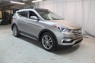 Used 2018 Hyundai Santa Fe Sport 2.0T Limited TI for sale in St-Constant, QC