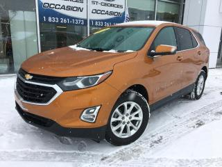 Used 2018 Chevrolet Equinox LT AWD TOUT EQUIPÉ MAGS APPLE CAR PLAY S for sale in St-Georges, QC