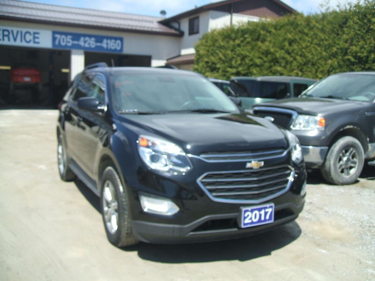 Photo of Black 2017 Chevrolet Equinox
