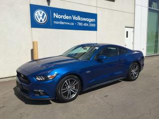 Used 2017 Ford Mustang GT Premium for sale in Edmonton, AB
