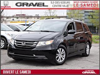 Used 2016 Honda Odyssey Ex Bluetooth - A/c for sale in Ile-des-Soeurs, QC