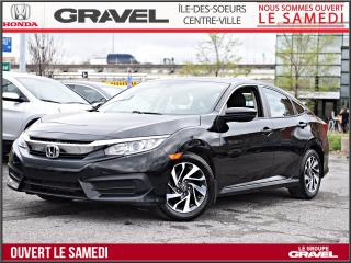 Used 2016 Honda Civic Ex - T.ouvrant for sale in Ile-des-Soeurs, QC