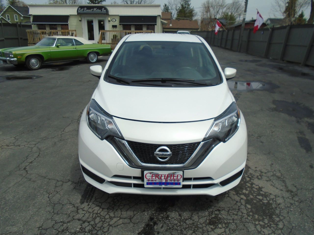 2017 Nissan Versa Note