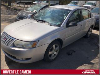 Used 2006 Saturn Ion 3 Uplevel for sale in Montréal, QC