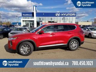 New 2019 Hyundai Santa Fe Essential w/ SmartSense - 2.4L Adaptive Cruise/Lane Keep Assist/Forward Collision Avoidance CarPlay for sale in Edmonton, AB