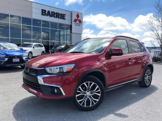 Used 2017 Mitsubishi RVR SE Limited Edition for sale in Barrie, ON