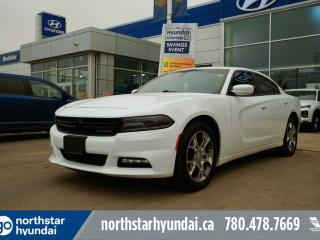 Used 2017 Dodge Charger SXT AWD/POWERGROUP/BACKUPCAM/HETAEDSEATS for sale in Edmonton, AB