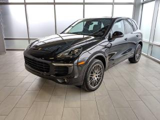 Used 2017 Porsche Cayenne for sale in Edmonton, AB