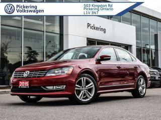 Used 2015 Volkswagen Passat HIGHLINE TDI - DIESEL!! for sale in Pickering, ON