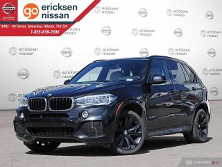 Used 2016 BMW X5 Xdrive35i AWD, HEADS UP DISPLAY AWD M SPORT PACKAGE, NAVIGATION for sale in Edmonton, AB