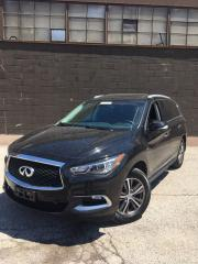 Used 2017 Infiniti QX60 NAVIGATION - REAR CAM - CERTIFIED for sale in Toronto, ON