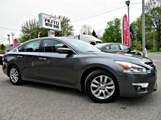 Used 2015 Nissan Altima 2.5 S -- CAM DE RECUL - BLUETOOTH -- for sale in Repentigny, QC