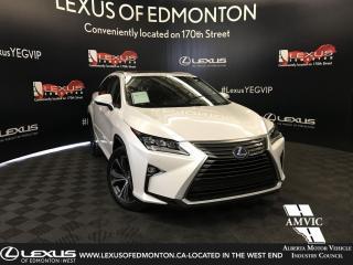 Used 2017 Lexus RX 450h Standard Package for sale in Edmonton, AB