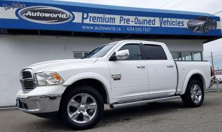 Used 2015 RAM 1500 *Big Horn, Crew Cab, EcoDiesel* for sale in Langley, BC
