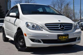 Used 2008 Mercedes-Benz B-Class B200 - 5 SPEED - NO ACCIDENTS for sale in Oakville, ON