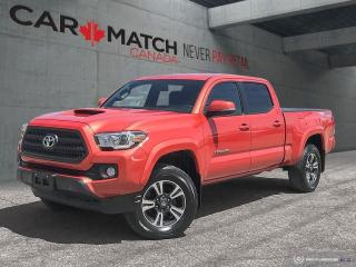 Used 2016 Toyota Tacoma SR5 TRD SPORT / 4X4 / NO ACCIDENTS for sale in Cambridge, ON