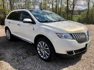 Used 2013 Lincoln MKX With only 64500 for sale in Perth, ON
