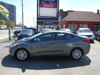 Used 2013 Hyundai Elantra GL/ CERTIFIED / NEW BRAKES / CLEAN / PWR GROUP / for sale in Scarborough, ON
