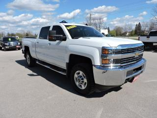 Used 2015 Chevrolet Silverado 2500 LT. Diesel. Crew. 4X4. Only 85000 km's for sale in Gorrie, ON