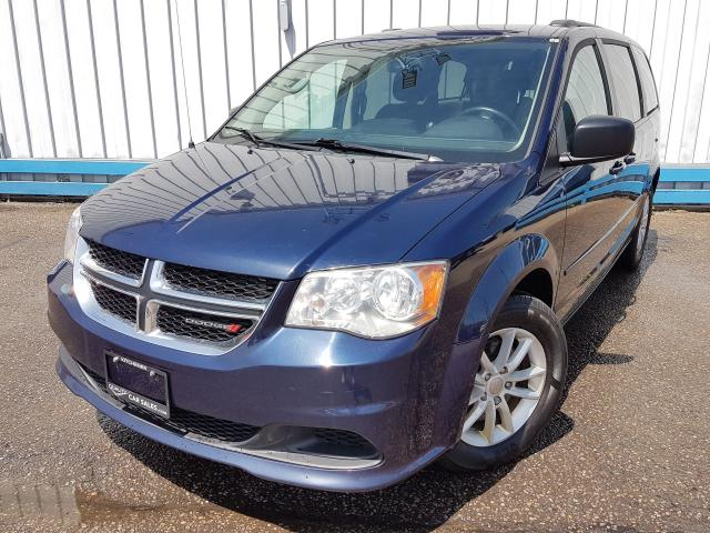 2014 Dodge Grand Caravan SXT *STOW N GO*