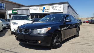 Used 2007 BMW 5 Series 530xi for sale in Etobicoke, ON