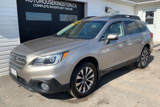 Used 2017 Subaru Outback LIMITED  3.6R V6 for sale in Kingston, ON