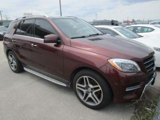 Used 2014 Mercedes-Benz M-Class ML350 BLUETEC for sale in Toronto, ON