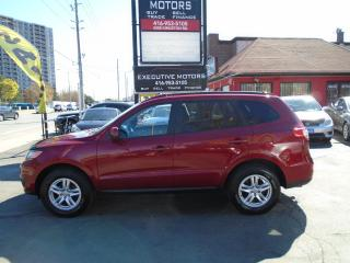 Used 2010 Hyundai Santa Fe GL / CLEAN / ALLOYS / NEW TIRES / PWR GROUP / A/C for sale in Scarborough, ON
