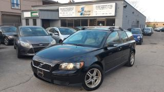 Used 2007 Volvo V50 w/Sunroof for sale in Etobicoke, ON