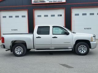 Used 2010 Chevrolet Silverado 1500 LS 2WD Crew Cab for sale in Jarvis, ON