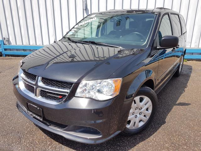 2015 Dodge Grand Caravan SXT *STOW N GO*