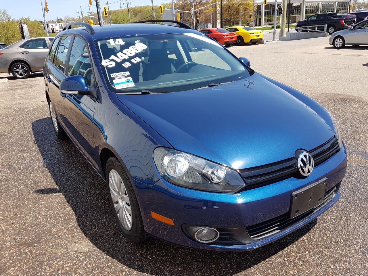 Used 2014 Volkswagen Golf Wagon Trendline TDI *DIESEL* for Sale in