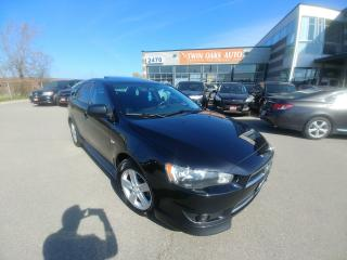 Used 2013 Mitsubishi Lancer SE for sale in Oakville, ON