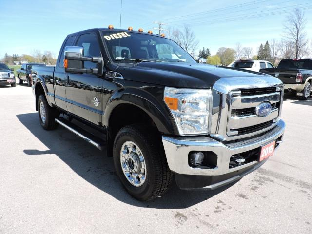 2015 Ford F-250 FX4. Diesel. 4X4. Leather. Navigation.