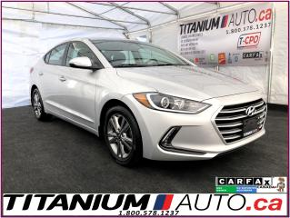 Used 2017 Hyundai Elantra GL+Camera+Blind Spot+Heated Seats+Apple Play+XM+ for sale in London, ON