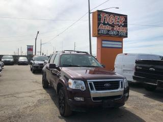 Used 2008 Ford Explorer Sport Trac LIMITED**LEATHER**LOADED**SUNROOF**AS IS SPECIAL for sale in London, ON